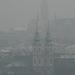 Templomok,tornyok,köd...