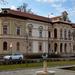Díszkút és városháza