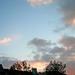 Rákóczi téri felhők