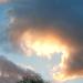 harapós felhő