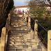 napsütötte lépcső
