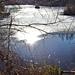 Tőzeg horgásztavak télen 2