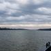 Felhők a Duna fölött