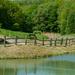 Tóparti kerítés