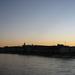 Buda a Margit hídról