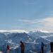 A tiroli Alpok Hochfügen felé