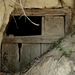 Beomlott löszfal barlang-pince Jásdon