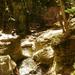 A római fürdő fehér sziklái