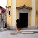 Szentlélek templom bejárata