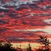 Napnyugtafelhők
