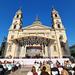 Ünnep a Bazilikánál