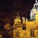 Zsinagóga téli éjjen...