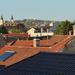 Panoráma, tetőkkel