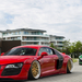 Audi R8 combo