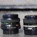 Nikon 50mm 1.8 - Minolta 50mm 1.4