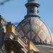 Budapest, az Egyetemi Könyvtár kupolája, SzG3