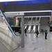 Budapest, a 4-es metró Móricz Zsigmond körtéri megállója, SzG3