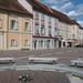 Bad Radkersburg, a Főtér, a Városháza, SzG3