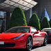 Ferrari 458 Italia - Porsche 911 (991) Carrera S Cabriolet
