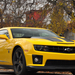 Chevrolet Camaro SS Transformers Edition