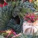 Karácsonyi vásár,Vörösmarty tér és környéke