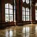Bécs - Melki apátság buliszoba - marble hall