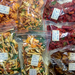 Aszalt paradicsom leveszöldség rizseshús Bolognai