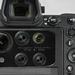 Trendi fényképezőgép öt objektíves hátlappal karácsonyra