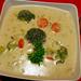 Zöldséges brokkoli leves