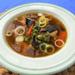Kínai zöldségleves húsos tésztával