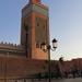 El Yazid mecset alkonyatkor