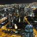 Kilátás a Burj Khalifáról