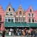 Bruges főtere