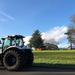 Csendélet traktorral