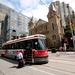 Streetcar (villamos) a King Streeten