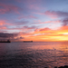 Atlanti-óceán napfelkelte idején