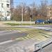 Buszforduló a Budaörsi úton