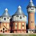 Iker(kátrány)tornyok