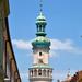 Sopron belvárosában