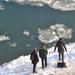 Dunai jégzajlás, 2017. január 10.