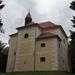 Kápolna a Rozália hegyen