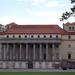 Esterházy kastély a parkja felől