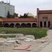 Középkori Romkert