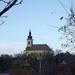 Templom a dombtetőn