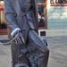 Hans Christian Andersen szobra