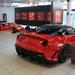 Ferrari 599XX & Villeneuve F1