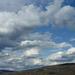 Felhők a hegyek felett