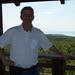 Kilátás a Recsek-hegyi kilátóból