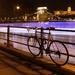 Bicikli fényvillamossal