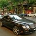 Maserati Granturismo - Bentley Continental GT